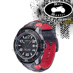 Zegarek Alpinestars TECH WATCH 3H LEATHER
