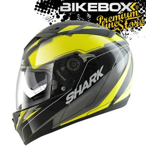 Kask Shark S700-S LAB High Vis