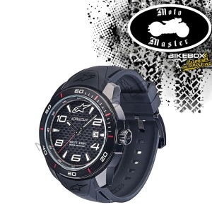 Zegarek Alpinestars TECH WATCH 3H Silicon BLK