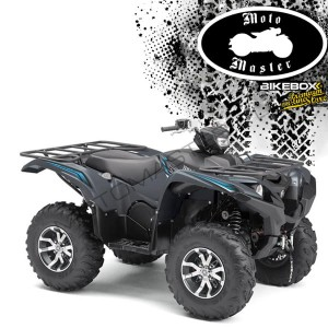 Quad Yamaha Grizzly 700 2018 Specjal Edition