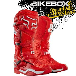 Buty Fox Comp 8 Boot RED
