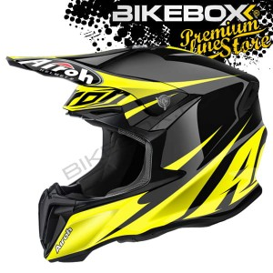 Kask Airoh Twist Freedom Yellow Gloss