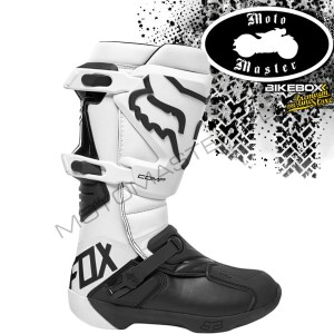 Buty Fox Comp Boot White