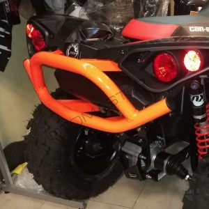 ZDERZAK BUMPER CAN AM RENEGADE XXC 570 1000 R G2 TYŁ