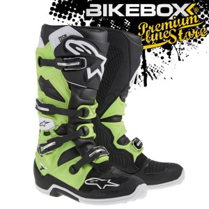 Buty Off-road Alpinestars TECH 7 White