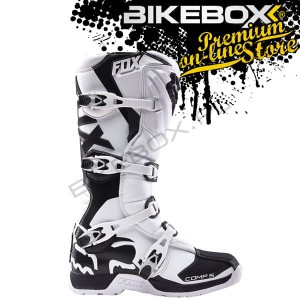 Buty Fox Comp 5 Boot White