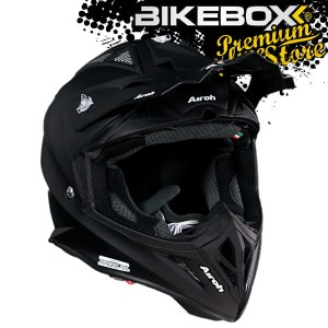 Kask Airoh Aviator 2.2 Black Matt