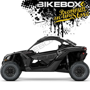 Can-Am Maverick X3 XRS Turbo R 2017r  BLACK
