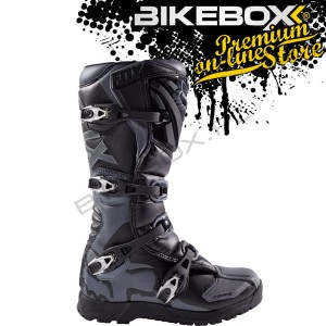 Buty Fox Comp 5 OFFROAD Boot Black/Grey