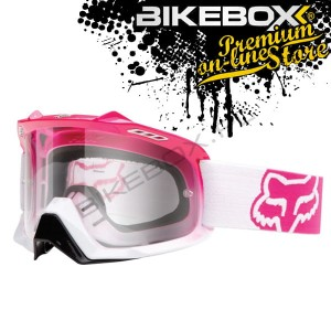 Gogle Fox AIRSPC HOT PINK WHITE FADE