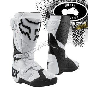 Buty Fox Comp R Boot White