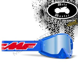 Gogle FMF 100% Powerbomb Rocket Blue