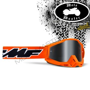 Gogle FMF 100% Powerbomb Rocket Orange