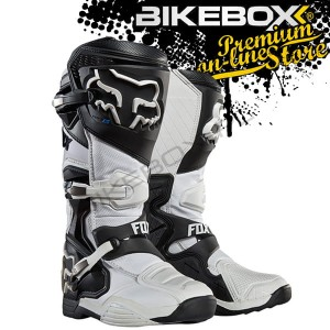 Buty Fox Comp 8 Boot White