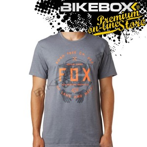Koszulka Fox Claw Heather Grey Tees