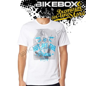Koszulka Fox McRider Optic White Tees