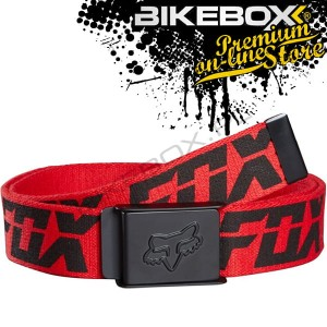 Pasek Fox Looperd Red Belt