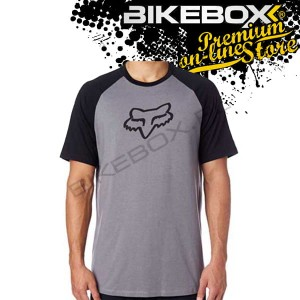 Koszulka Fox Eternal Raglan Graphite Tees