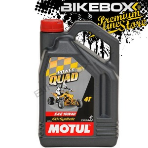 Olej Motul Power Quad 10W40 4T 4L