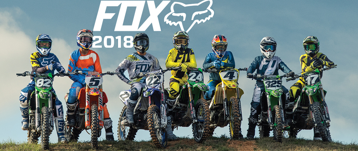 Fox Racing MX18