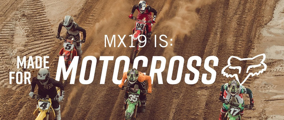 Fox Racing MX19