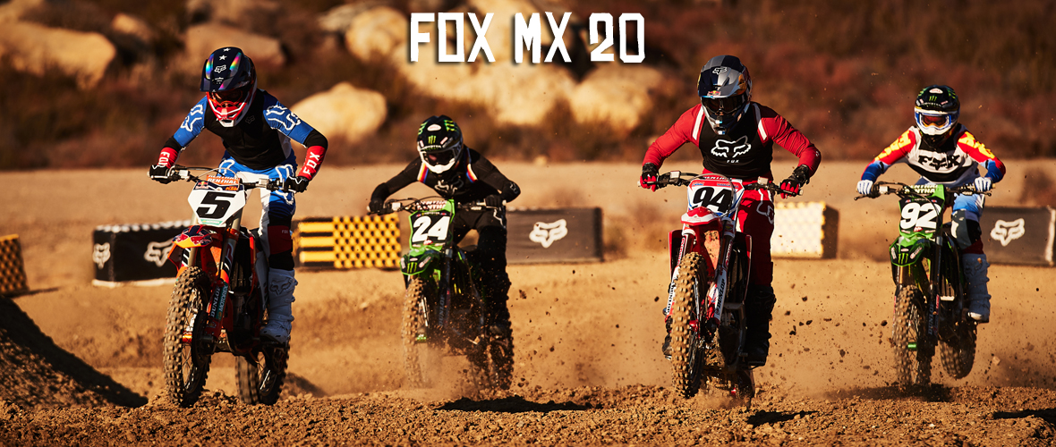 Fox Racing MX20